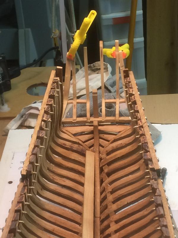 l'amarante corvette de 1747  sur plan de Mr Delacroix  - Page 6 5-img_14