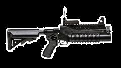 Multi Purpose Grenade Launcher