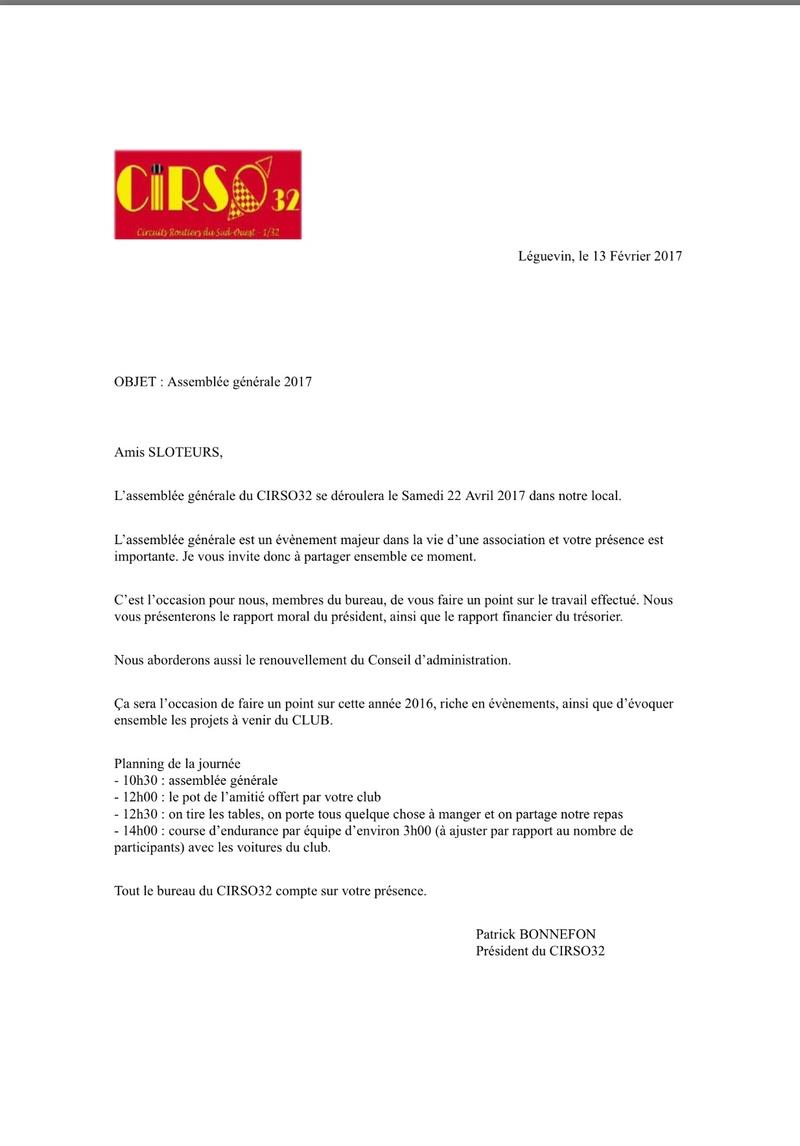 ASSEMBLÉE GÉNÉRALE 2017 Img_3210