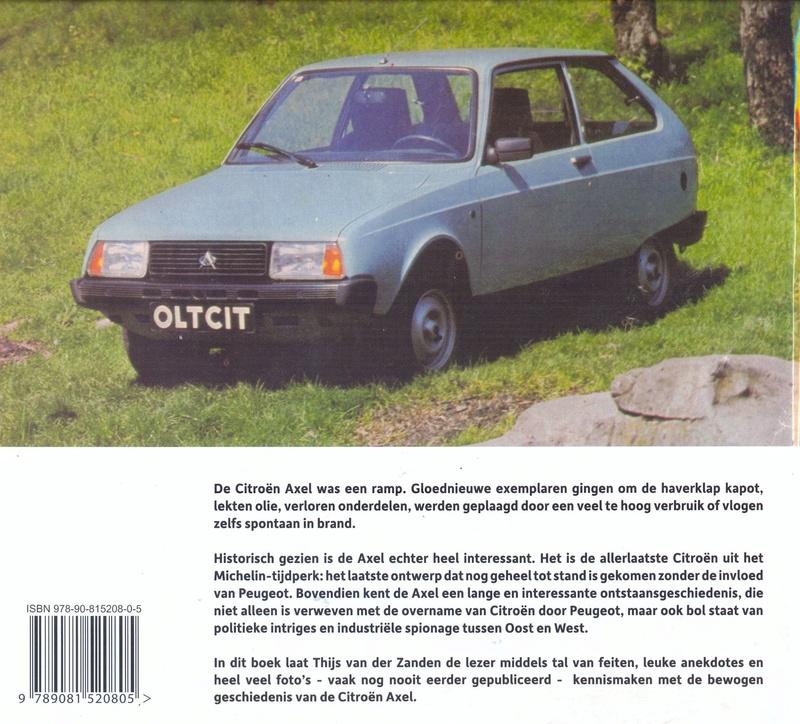 """La dernière """"vraie Citroën"""" ou l'art d'accommoder les restes ! Citroy11"""