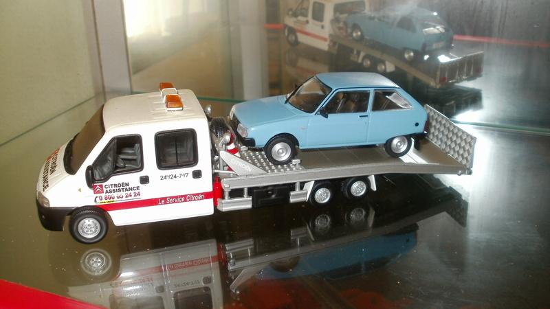 """La dernière """"vraie Citroën"""" ou l'art d'accommoder les restes ! P8231010"""