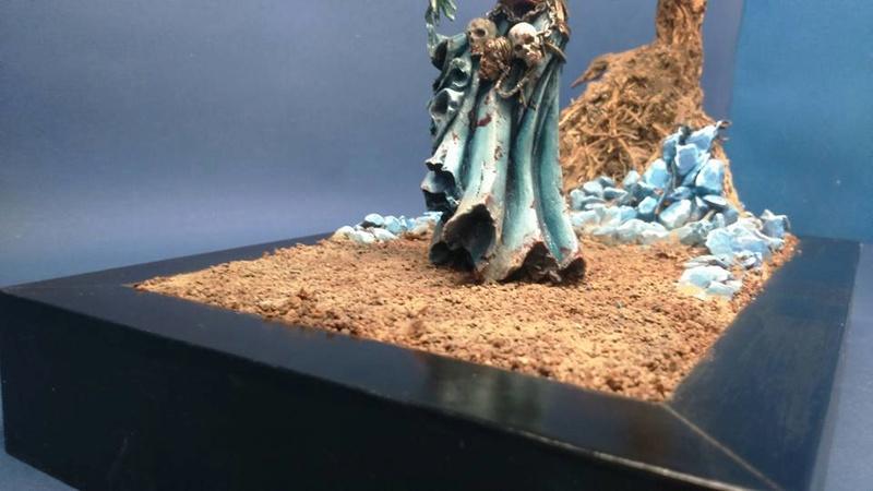 Figurine fantastique 54mm Lombre 15894210