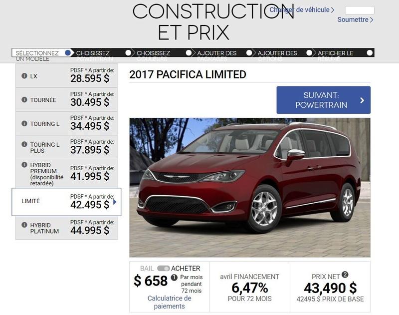 Qui veut 1 Chrysler Pacifica neuf? Pacafi11