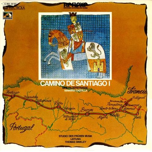 Les meilleures sorties en musique médiévale - Page 2 Camino10