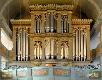 Mendelssohn, Schumann, Brahms et l'orgue romantique allemand Ilmena11