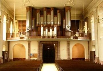 Mendelssohn, Schumann, Brahms et l'orgue romantique allemand Maseva10