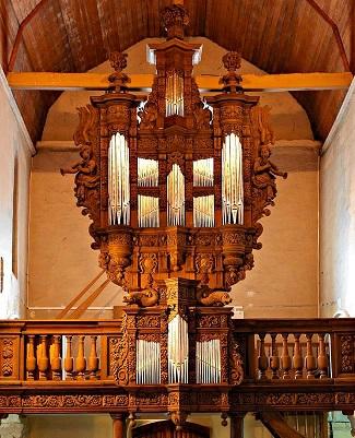 L'orgue de la Renaissance au premier Baroque Nielle11
