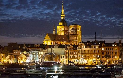 Mendelssohn, Schumann, Brahms et l'orgue romantique allemand Strals10