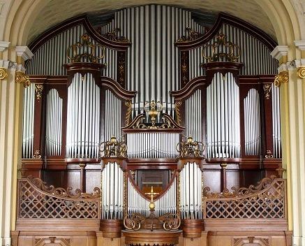 Mendelssohn, Schumann, Brahms et l'orgue romantique allemand Vylkli10