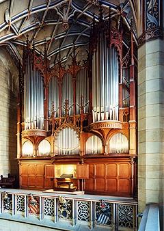 Mendelssohn, Schumann, Brahms et l'orgue romantique allemand Witten10