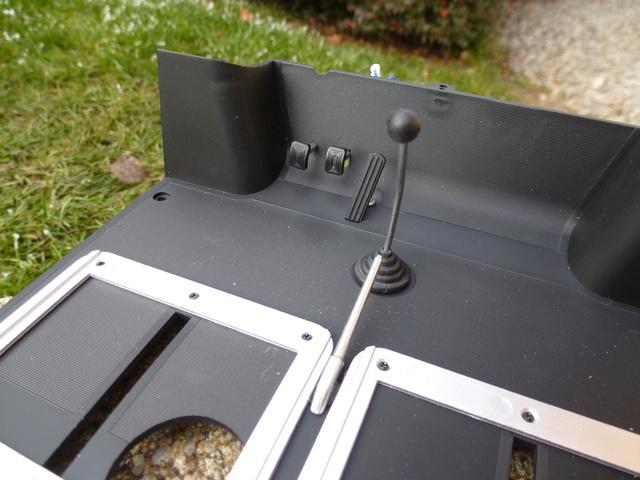"""Suite du montage chassis de ma """"Gordini"""" P1090616"""