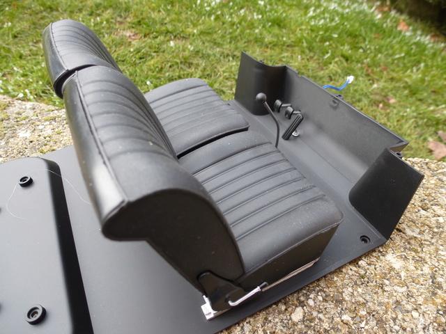 """Suite du montage chassis de ma """"Gordini"""" P1090711"""