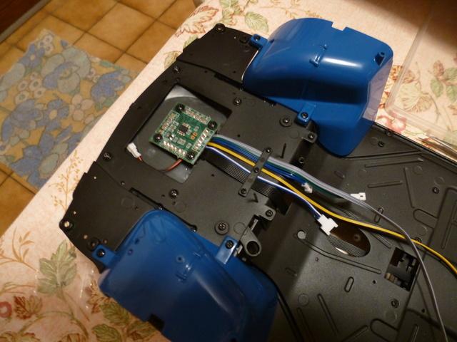 """Suite du montage chassis de ma """"Gordini"""" P1090811"""
