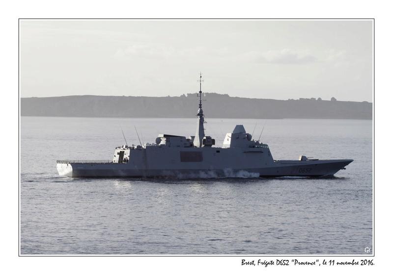 [Divers Frégates] Fregate Fremm Provence - Page 3 20161115