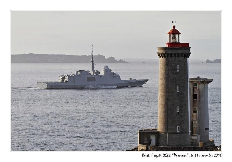 [Divers Frégates] Fregate Fremm Provence - Page 3 20161116