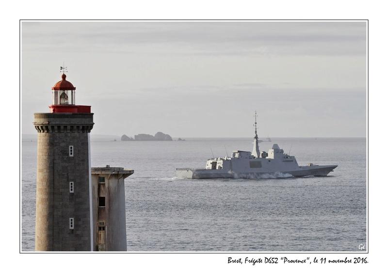 [Divers Frégates] Fregate Fremm Provence - Page 3 20161117