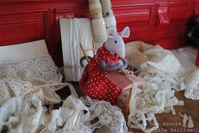 Les souris d'Odile Bailloeul. débrouillards ... B8c36e10