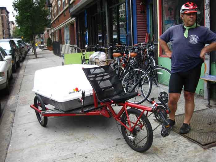 Le e-Commerce et les questions de livraisons en ville - Le dernier kilomètre  Organi10