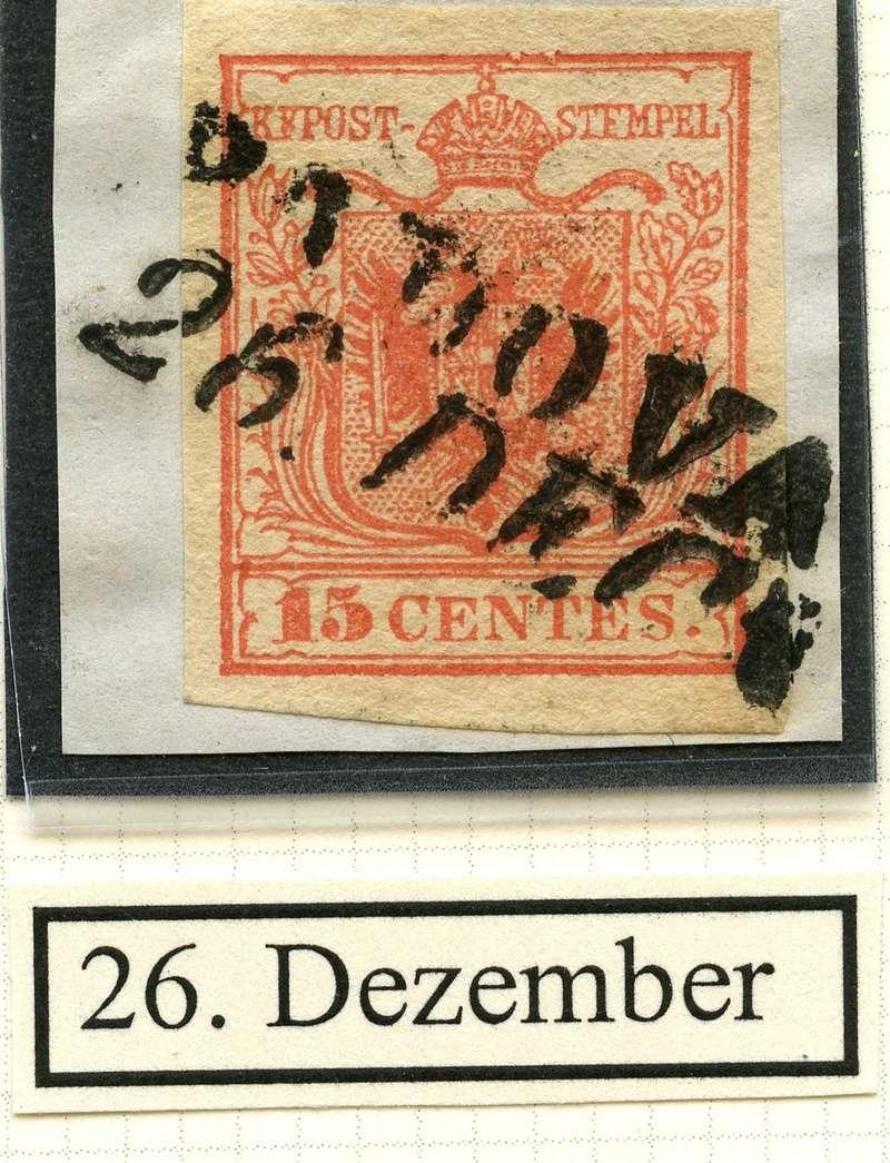 Briefmarken - Lombardei - Venetien 1850 - 1858 - Seite 4 26_dez10