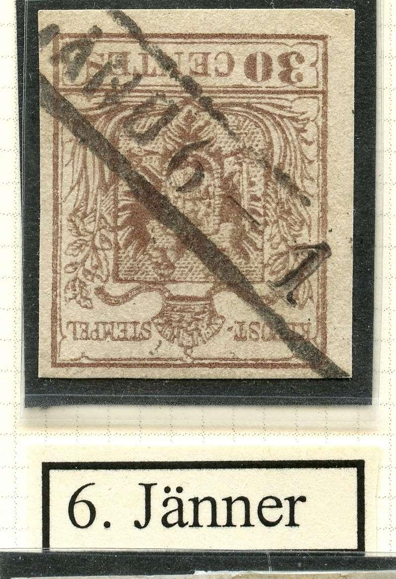 Briefmarken - Lombardei - Venetien 1850 - 1858 - Seite 4 6_jynn10