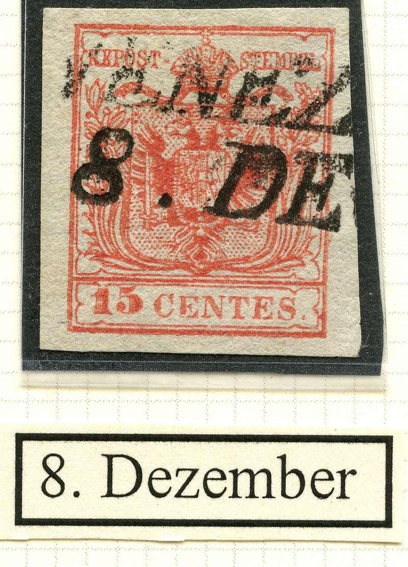 Briefmarken - Lombardei - Venetien 1850 - 1858 - Seite 4 8_deze10