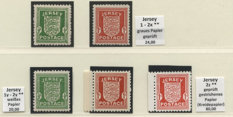 Die deutsche Besetzung der Kanalinseln Guernsey und Jersey 1940 bis 1945 A110