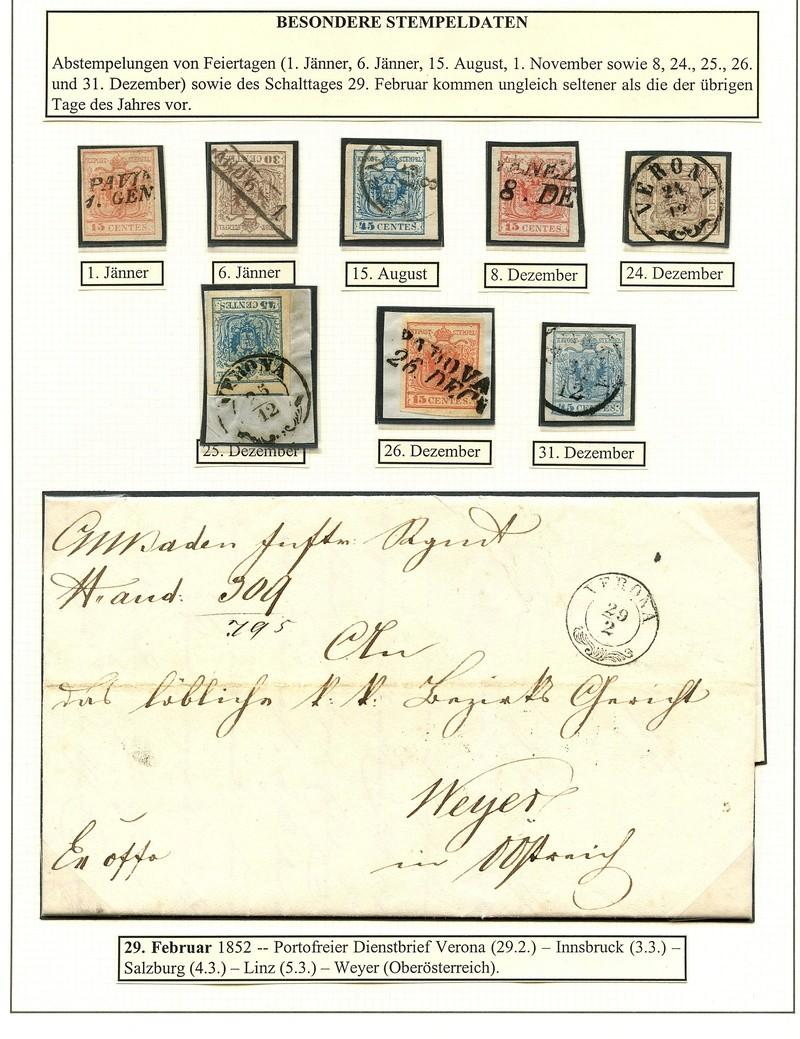 Lombardei - Venetien 1850 - 1858 - Seite 4 Besond10