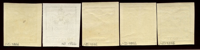 Lombardei - Venetien 1850 - 1858 - Seite 5 Gummi_10