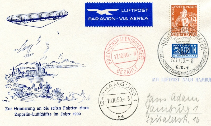 Zeppelinpost des LZ 129 - Seite 3 Img48610