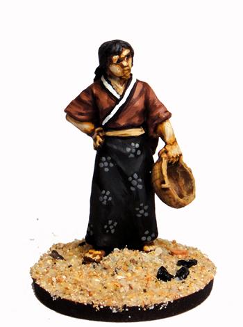 Peindre la peau asiatique Japan10