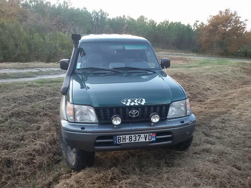 [A vendre] Toyota kzj 90. 15036421