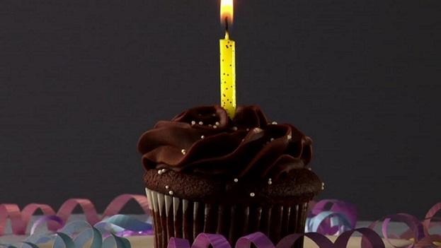 Bon anniversaire, Alia ! Muffin10