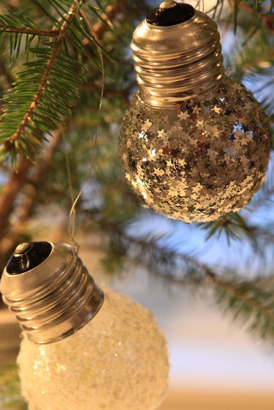 Calendrier de l'Avent 8 décembre - Que la lumière soit ! Ampoul10