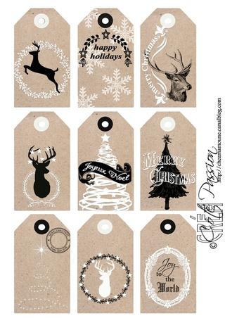Calendrier de l'Avent 11 décembre - Etiquettes Image_17