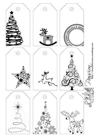 Calendrier de l'Avent 11 décembre - Etiquettes Image_18