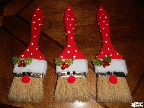Calendrier de l'Avent 7 décembre - A vos pinceaux Pincea10