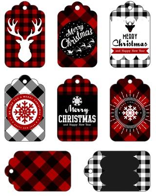 Calendrier de l'Avent 11 décembre - Etiquettes Sans_t10