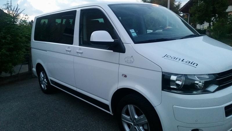 mon nouveau taxi Multiv10
