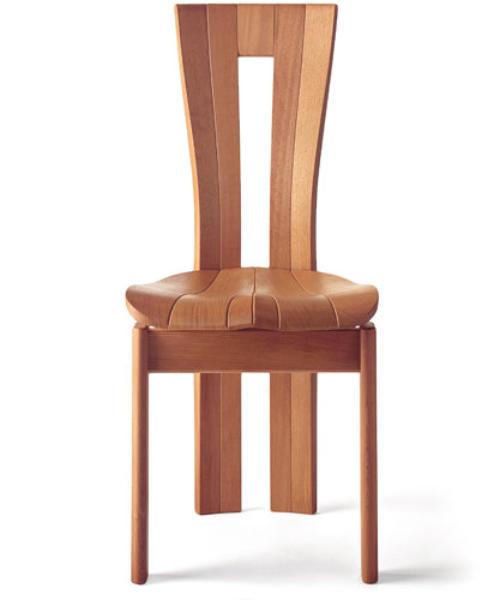 Chaises en hêtre aux pieds courbes 50063410