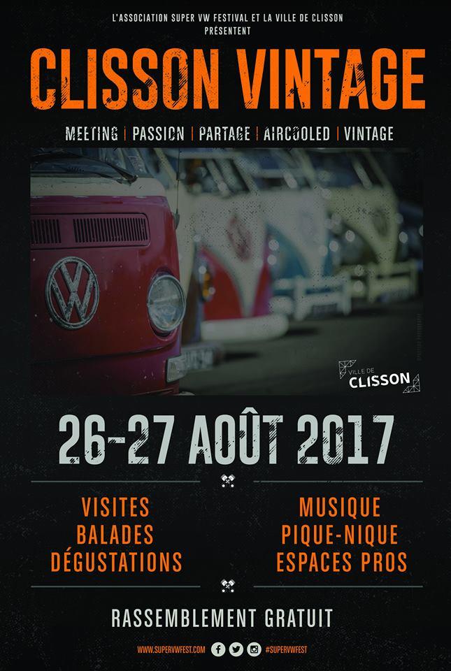 Clisson Vintage 15492510