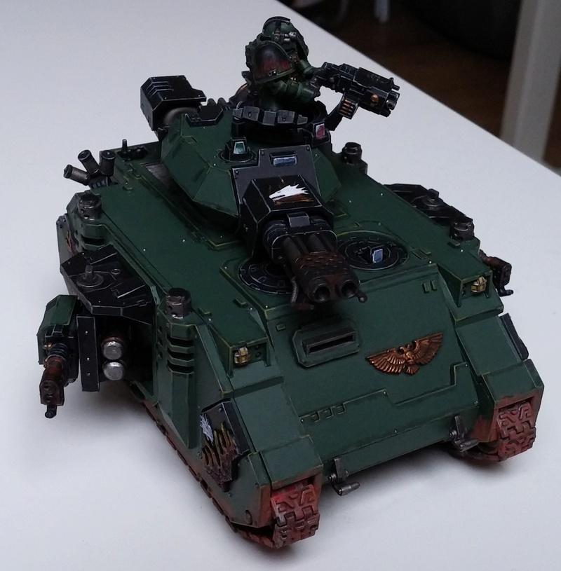 Armée Salamanders - Page 3 Predat12