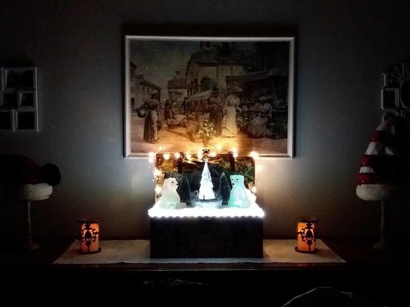 Voici mes décorations intérieures (Fée-Clochette) 15094810