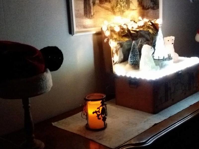 Voici mes décorations intérieures (Fée-Clochette) 15095511