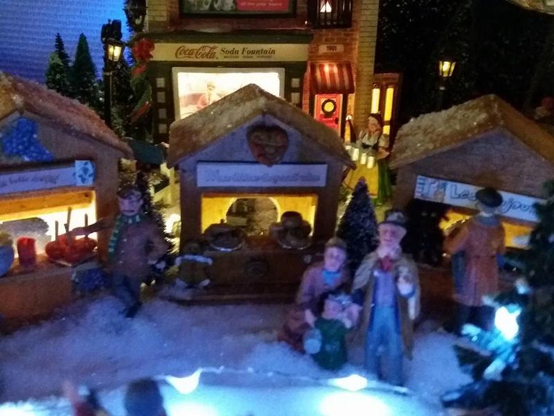 Village de Noël 2016 de Fée-Clochette 15202711