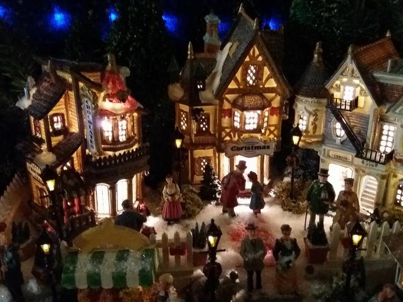 Village de Noël 2016 de Fée-Clochette 15230811