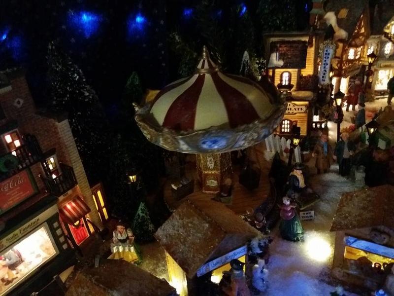 Village de Noël 2016 de Fée-Clochette 15232210