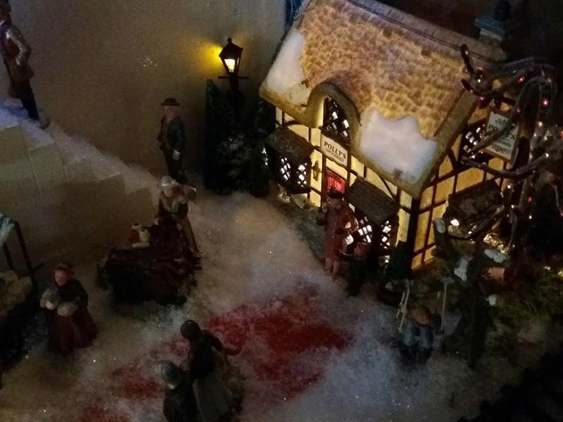 Village de Noël 2016 de Fée-Clochette 15241211