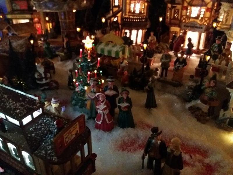 Village de Noël 2016 de Fée-Clochette 15241910