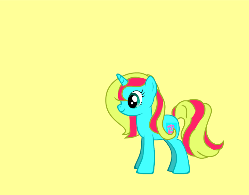 Melody and Fireworks Ponywi18