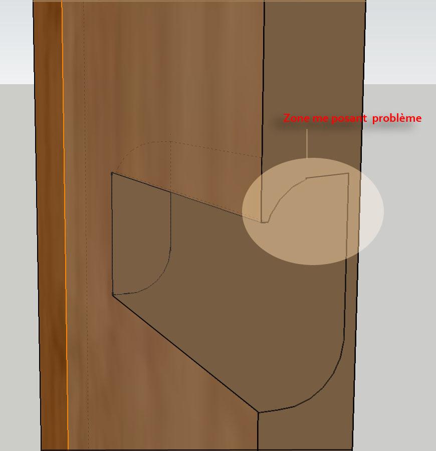Idée/conseil pour défonçage poignée de tiroir? Sectio11